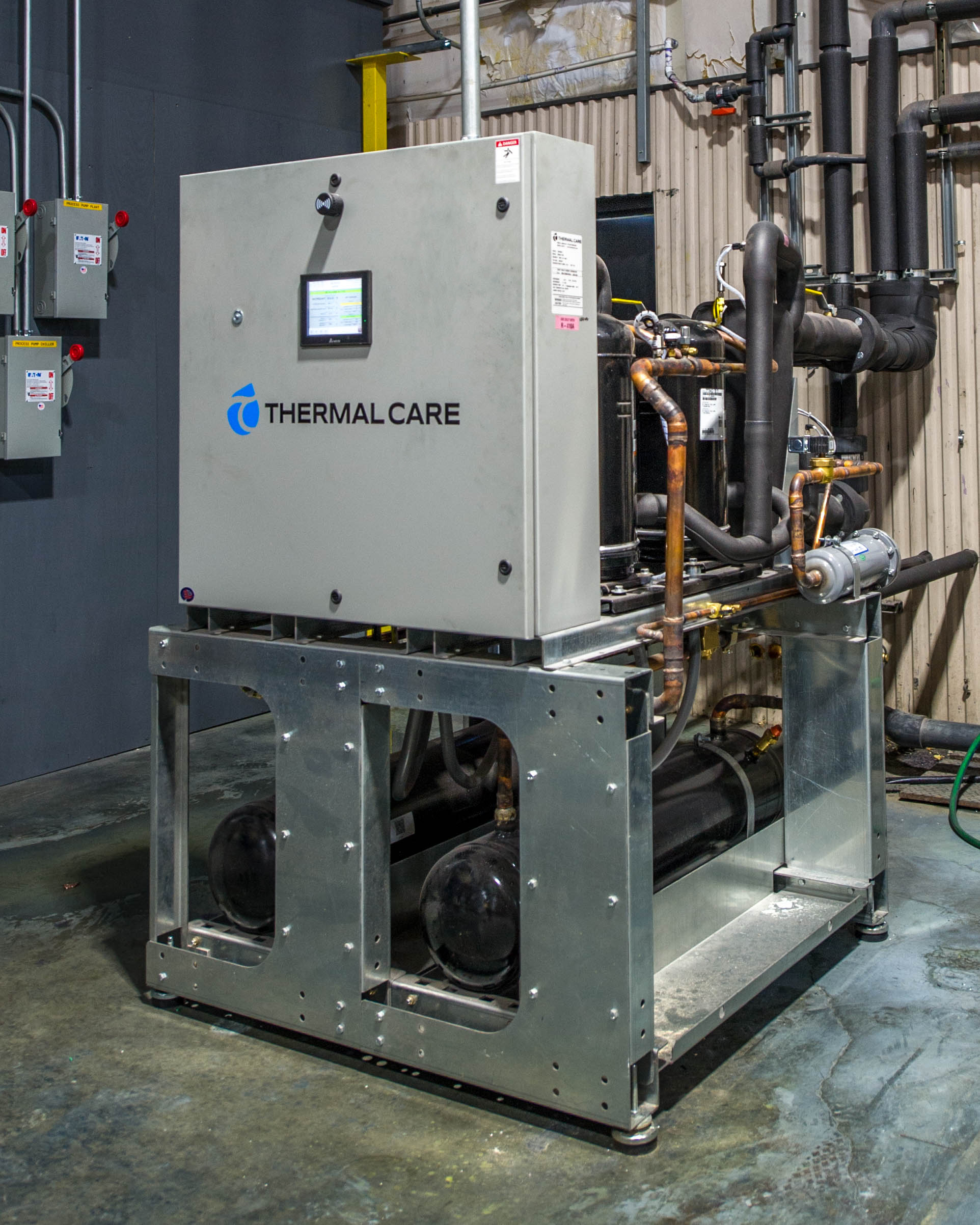 Process Manufacture Chillers