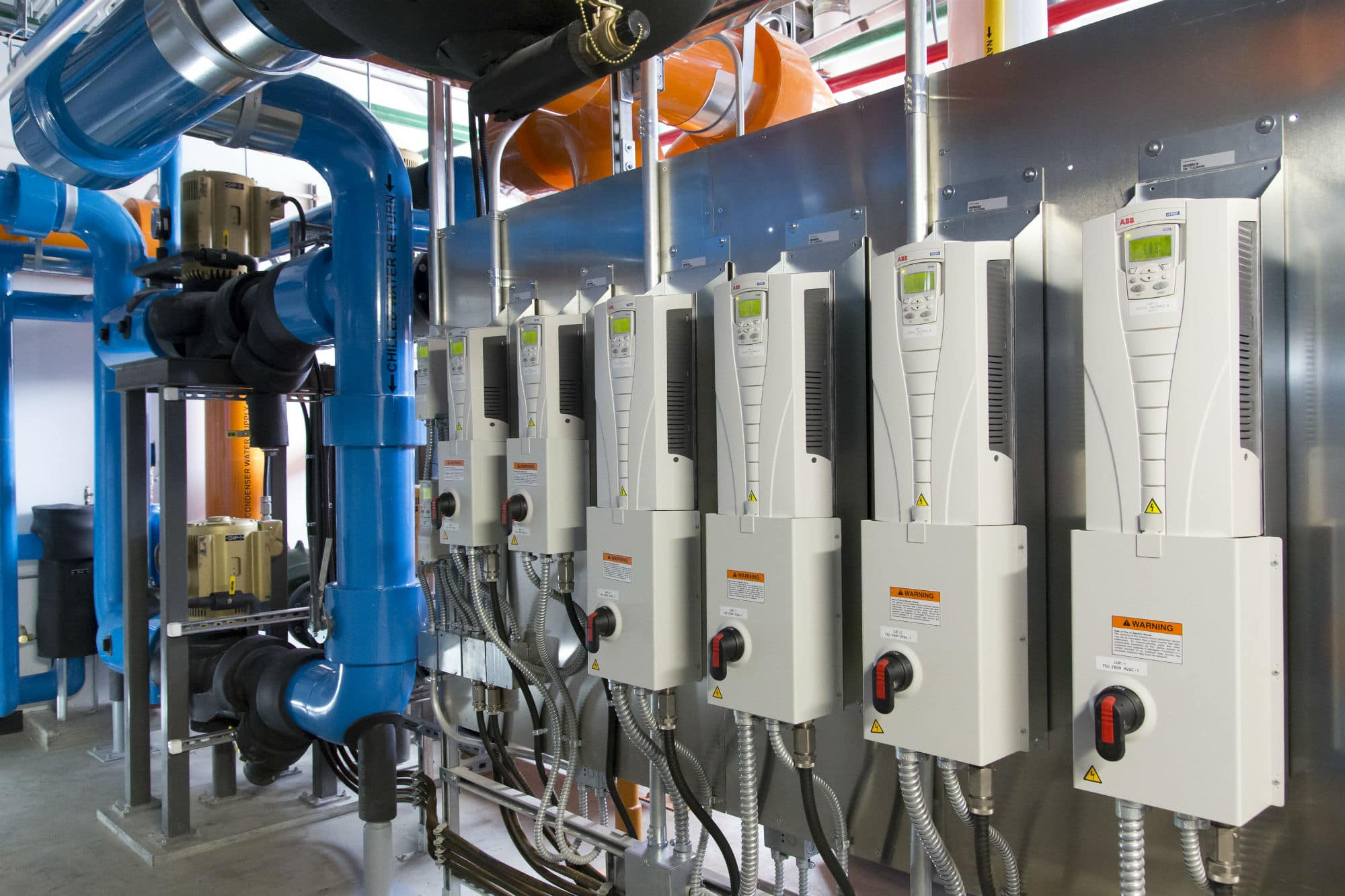 Variable Frequency Drives | Western Mechanical Inc